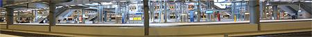 Platform 6, Hauptbahnhof