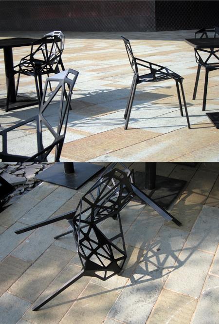 Grcic Chair One slab magazine
