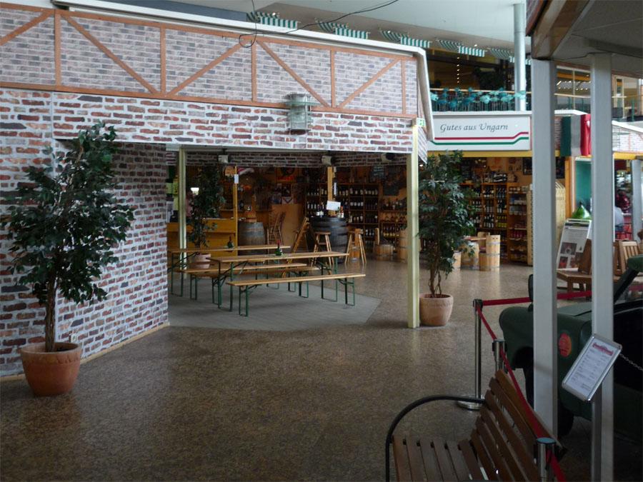hungarian patio