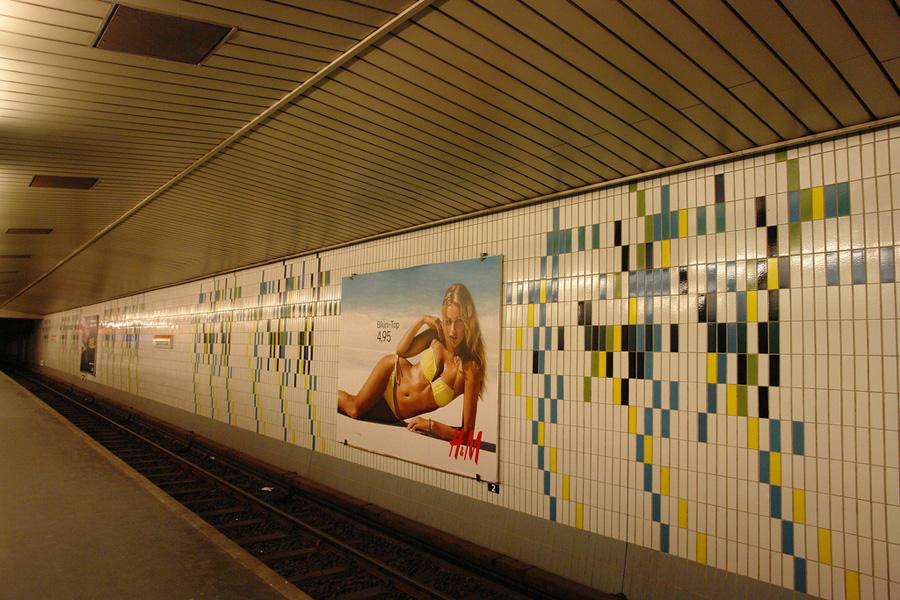 Farbklangsystem, Spicherstraße